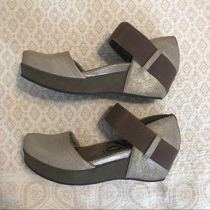 OTBT Shoes - OTBT Migrant Wedges- Size 7.5
